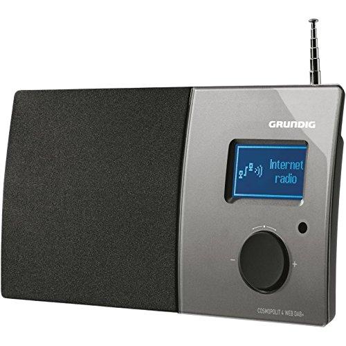 Grundig Cosmopolit 4 WEB DAB+ Radiorekorder ( MP3 Wiedergabe )