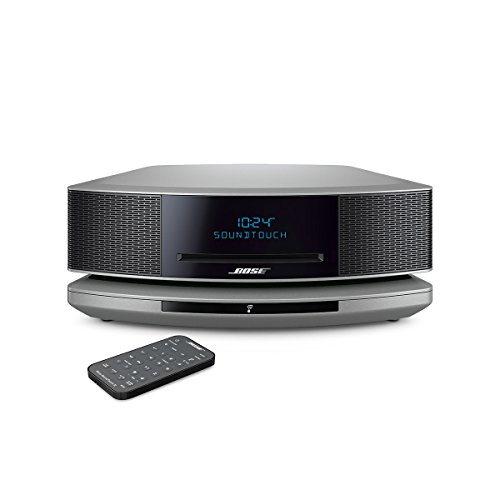 Bose Wave SoundTouch Music System IV silber