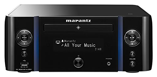 Marantz M-CR611 Melody Media (60 W, 90 dB, 5 Hz - 22 kHz) schwarz