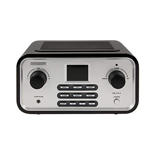 Albrecht DR 315C Radiorekorder ( MP3 Wiedergabe )