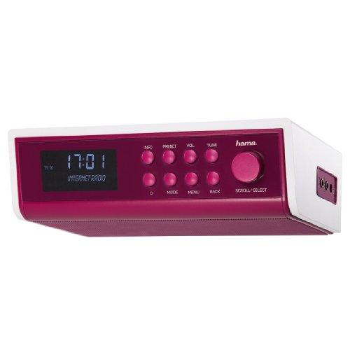 Hama IR320 Internetradio, pink