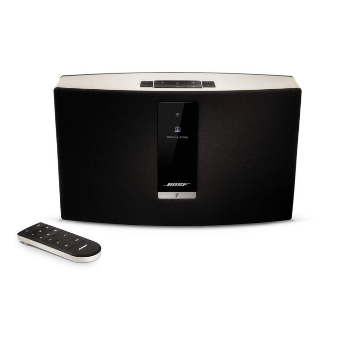 wir stellen auch das internetradio bose soundtouch 20 vor. Black Bedroom Furniture Sets. Home Design Ideas