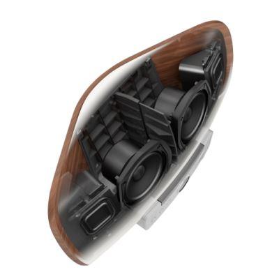 Lautsprecher der Lautsprecher Marantz Consolette MS7000
