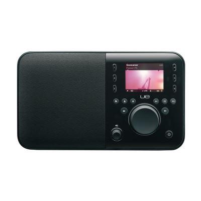 Logitech UE Smart Radio von vorne mit Display