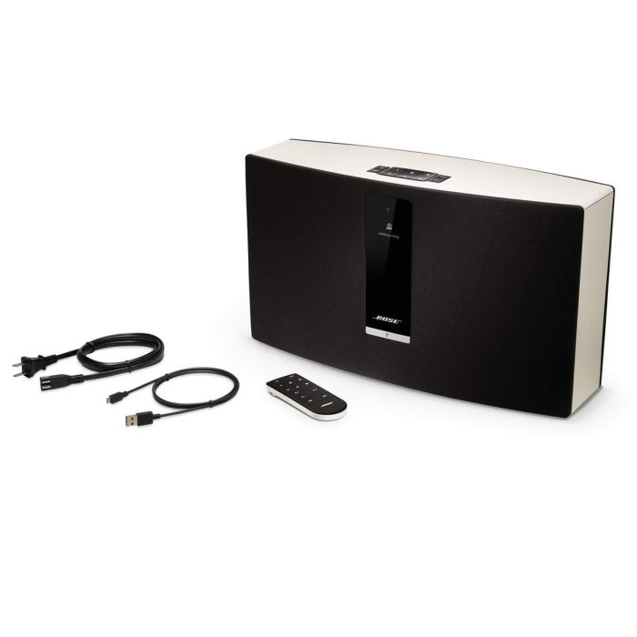 das internetradio bose soundtouch 30 unter der lupe. Black Bedroom Furniture Sets. Home Design Ideas