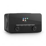 Auna Connect 150 2.1-Internetradio, schwarz