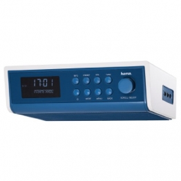 Hama IR320 Internetradio, blau