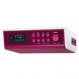 Unterbau Internetradios - perfekt für Bad & Küche