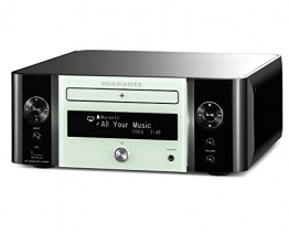 Marantz MCR611/N1GN Melody Media Netzwerk-CD-Receiver (Bluetooth, Airplay, Spotify Connect, Internetradio, DAB/DAB+, CD) weiß - 1