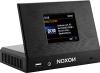 Noxon 17500 A110 Plus Internet Radio für HiFi System (8,13cm (3,2 Zoll) TFT Farb Display, WLAN/LAN, DAB/DAB Plus, UKW, Bluetooth,Fernbedienung, USB) schwarz - 1