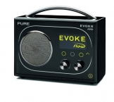Pure VL-61826 Evoke Flow tragbares Radio (Internet, DAB, UKW-Tuner, USB 2.0) - 1