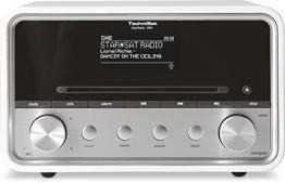 TechniSat DigitRadio 580 - Stereo Digitalradio mit CD-Player