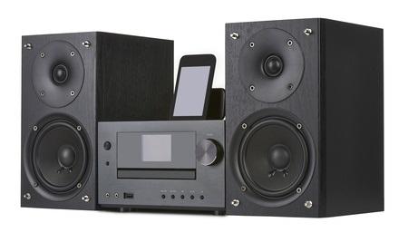 Internetradio mit CD Abspielmöglichkeit