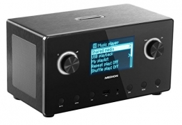 MEDION LIFE P85043 (MS 87385) WiFi Stereo Internet-Radio