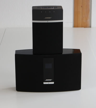 Bose SoundTouch 10 & 20 Test