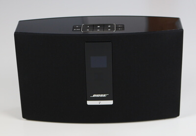 Bose SoundTouch Serie 3 Test Design