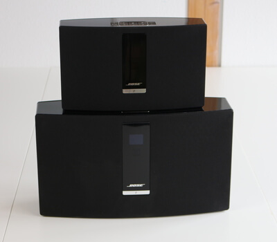 Bose SoundTouch 20 & 30 Test